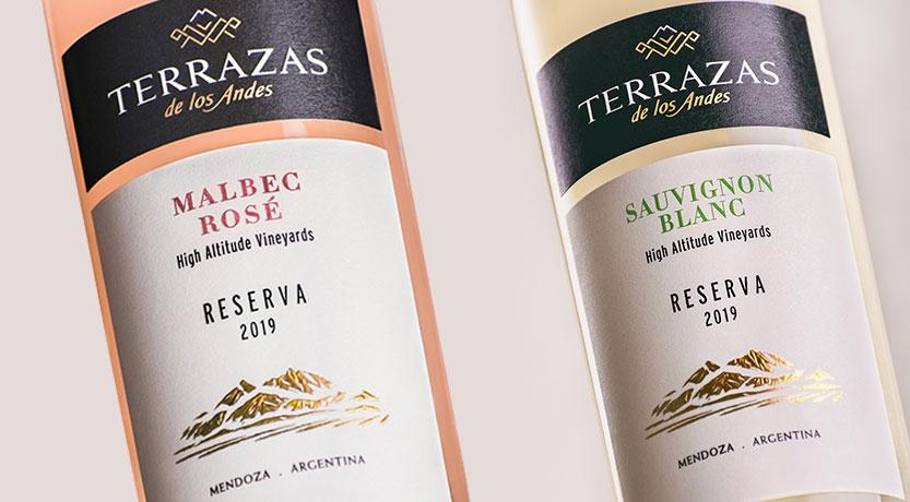 Lo Nuevo De Terrazas De Los Andes Para Su Línea Reserva